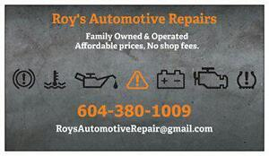 Your Affordable Mechanic- Discounted parts, no shop fees