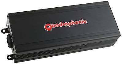 RetroSound Quadraphonic 4 Channel Amplifier
