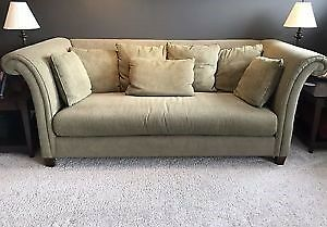 Chinz and Company designer couch - MUST SELL