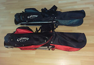 brand new and unused Callaway golf club and bag