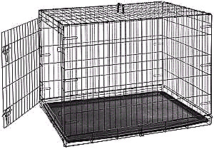 Petmate wire kennel for medium sized dog
