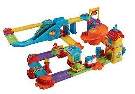 Toot toot railway