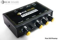 Award winning Pre-amp for acoustic guitar NEW in Stock