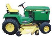 John Deere 430 Tractor