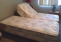 DUAL QUEEN (TWO) ULTRAMATIC BEDS IN EXCELLENT CONDITION