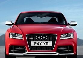 Cherished Number Plate - PAY XO (P4Y XO) Mercedes BMW Volkswagen Range rover business audi car hire