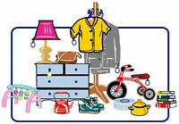 NEIGHBOURHOOD GARAGE SALE *** VENTE DÉBARRAS/VIDE-GRENIER