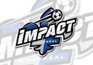 Impact de Mtl-soccer-1 à 43 billets samedi 1 juillet 19h *Sec120