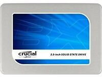 "Crucial bx200 2.5 "" 240 gig ssd hard drive brand new"