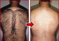 Hair Removal & Massage for Men