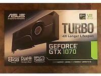 Asus GTX 1070 Turbo