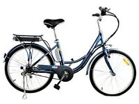 New z3 electric city bikes with free uk delivery