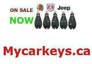 Jeep Chrysler / Dodge 3-Button Key cutting copy programming
