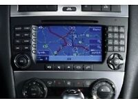Latest 2017 Sat Nav Disc Update for MERCEDES NTG2 V18 Navigation Map DVD. www latestsatnav co uk