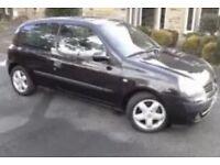 Renault Clio *PRIVATE PLATE WORTH £600*