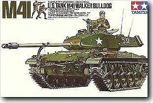 Tamiya 1/35 U.S. M41 Walker Bulldog # 35055