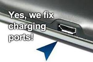 Fix Phone and tablet Charging port,  Change new Battery, Replace Camera / Speaker etc.