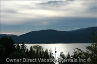 2 Brm Okanagan Private Lakeview home minutes to beach