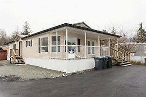 Rancher style modular home for sale (Squamish)
