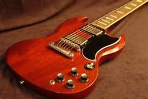 """2011, Gibson SG """"1961"""" Reissue with Papers and Case, Mint"""