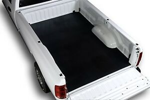 North West Rubber Bed Mat 05+ Toyota Tacoma 6ft Box