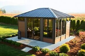 Early Book your New Gazebo