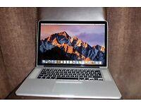 Apple Macbook Pro 15 Retina Mid 2012