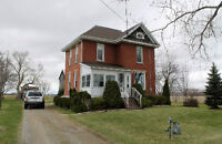 3 bed 2 bath Beautiful Country Home. A Perfect Hobby Farm!