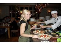Full and Part time Waiting staff required for new opening of Wildwood Restaurants