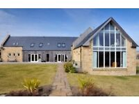 STUNNING 5 bedroom house with pool and gym rent in Heriot, EH38