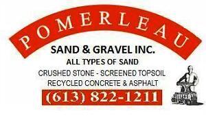 Loader Operator for Sand Pit