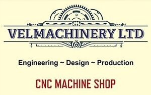 CNC Machine Shop is looking for a work!