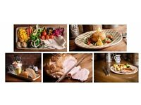 Chef de Partie - The Hesketh, £8 per hour, fresh British food