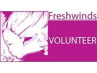 Volunteer Complementary Therapist