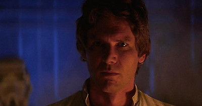 Cool, cooler, Han Solo