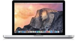 Spécial Macbook Pro 17'' intel core  i7/8g/500g 1199$