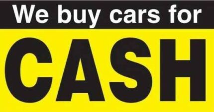 Cash for cars paid on spot
