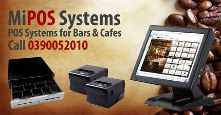 POS Solution - Cafe POS System - Point of Sale System for Cafes