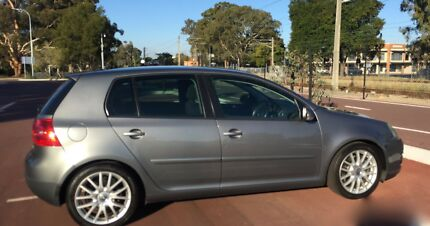 2008 Volkswagen Golf GT Sport Hatchback, Manual