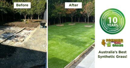 K9 Artificial Grass Synthetic Turf Fake Lawn Astro Turf Brisbane