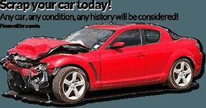 scrap cars 6477408073