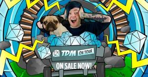 WANTED TO BUY: Dantdm VIP tickets x 2 to Brisbane Show Beenleigh Logan Area Preview