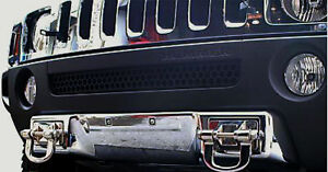 DO YOU DRIVE A H3 OR H3T HUMMER?? --CHROME ACCESSORIES