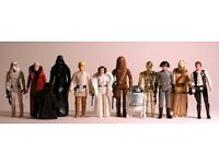 Wanted - Vintage / Classic Star Wars Toys! Best Prices Paid, Will Travel!