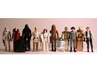Vintage Star Wars Figures / Collections Wanted. Best prices paid, will travel. What have you got?