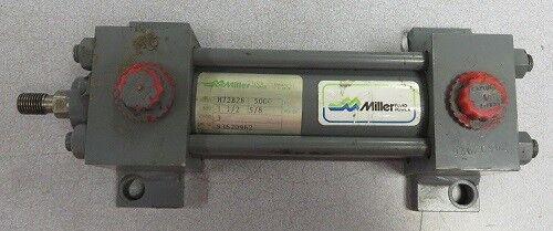 MILLER FLUID POWER Hydraulic Cylinder P/N: H72B2B 1 1/2 BORE