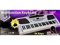 Finetune Multi-function Professional Electronic Keyboard
