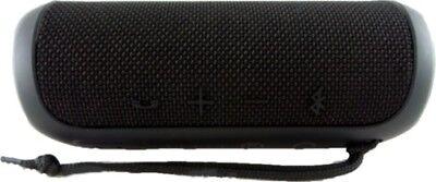 JBL Flip Waterproof Smart Portable Bluetooth Speaker - Black (JBLFLIP3BLK)