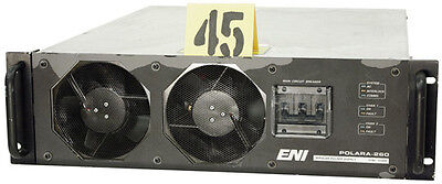 Eni Polara 260a Pulsed Bipolar Power Supply Tag 45