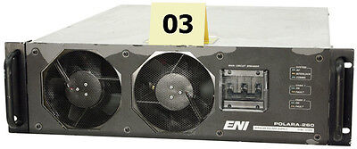 Eni Polara 260a Pulsed Bipolar Power Supply Tag 03
